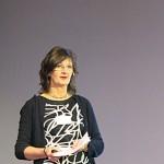 Helga Næs trekker frem SuperFresh som eksempel på forskningsbasert innovasjon