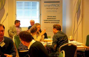 smartPACK er et klyngesamarbeid om emballasje.